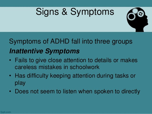 without Adult hyperactivity adhd