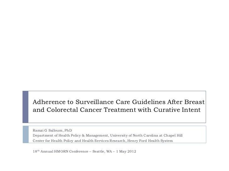 colorectal cancer surveillance guidelines australia