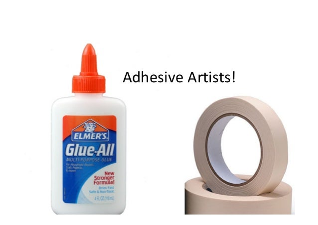 AdhesiveArtists!