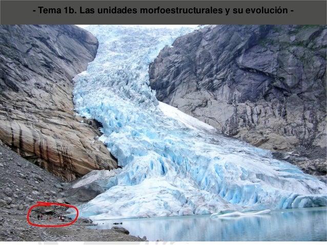 GlaciarismoenGelifracciónforma  •Glaciares de circo  •Glaciares de valle  ArrastreLas cordilleras más elevadas  5.Era cuat...