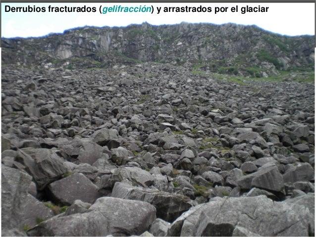 Sedimentación en el río Manzanares, afluente del Jarama  5.Era cuaternaria (desde hace 1,7 m.a.)  Terrazas fluvialesEl ent...