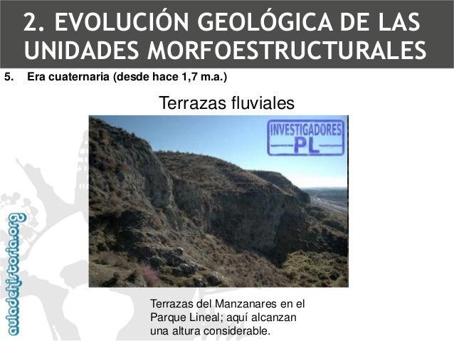 Adh geo evolución geológica