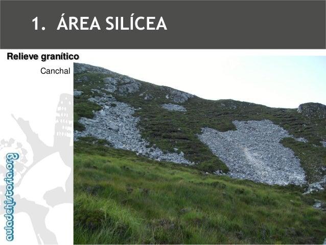 formada por  se encuentran en…?  •Zócalos  •Macizos antiguos  •Zonas de las cordilleras alpinas e intermedias  comoRocas a...