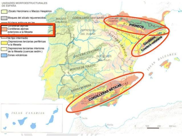 formada porporescorrentíaCordilleras de plegamiento: predominaRocas sedimentariasCalizaRelieve cárstico  •Lapiaceso lenare...