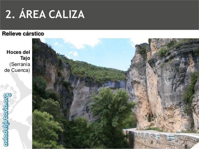Sumidero del río Comediante (Cantabria) SumideroRelieve cárstico2. ÁREA CALIZA