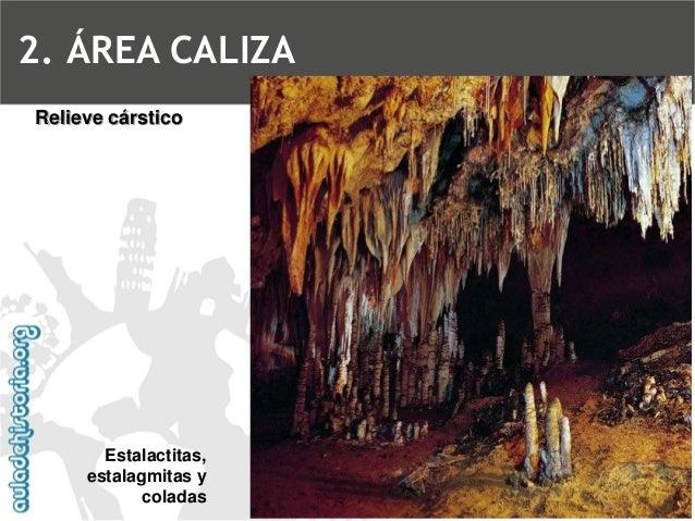 Ciudad Encantada (Cuenca) Relieve cárstico2. ÁREA CALIZA