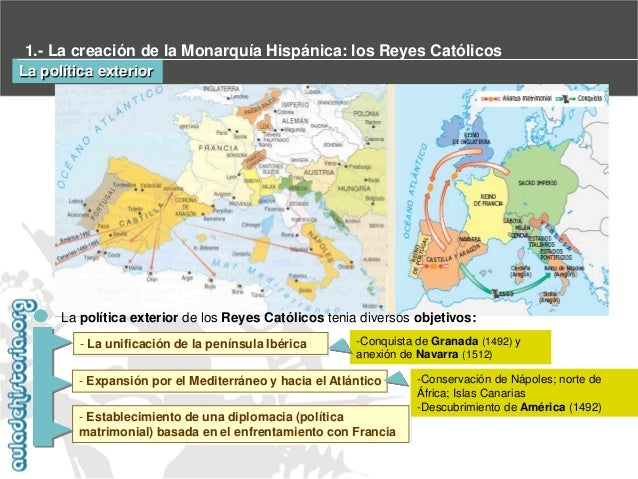 Resultado de imagen de posesiones territoriales de los reyes catolicos