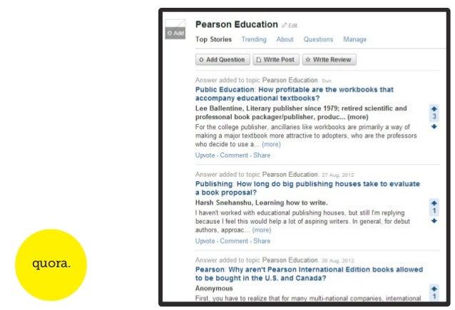 pearson education