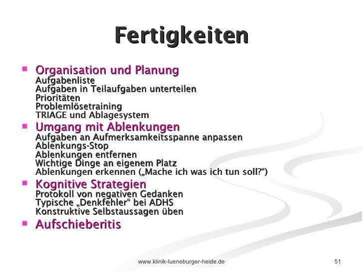 Fertigkeiten <ul><li>Organisation und Planung Aufgabenliste Aufgaben in Teilaufgaben unterteilen Prioritäten  Problemlöset...