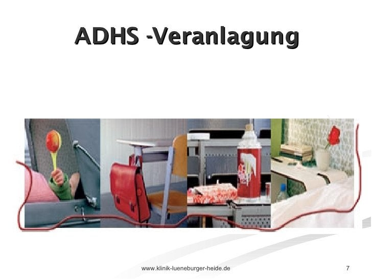 ADHS -Veranlagung