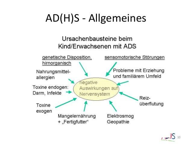 AD(H)S - Allgemeines 10