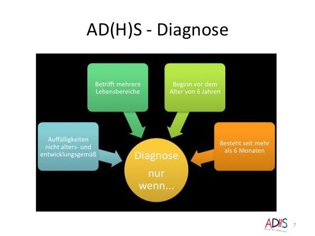 AD(H)S - Diagnose 7
