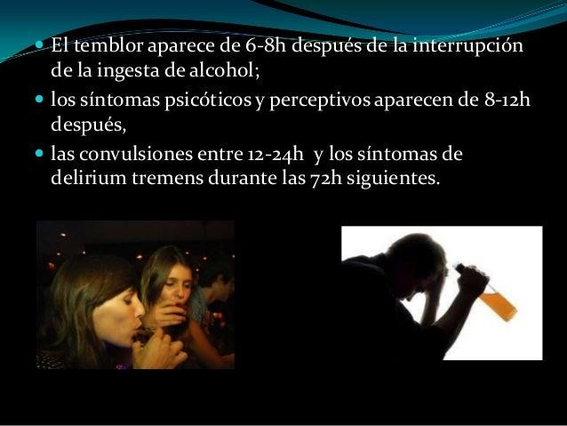El alcoholismo de la mujer el embarazo