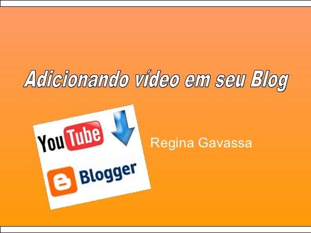 Regina Gavassa