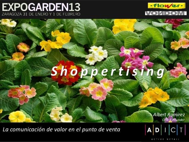 Shoppertising                                                Albert Ramirez                                               ...