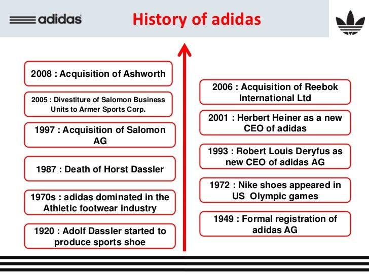 origin of adidas brand