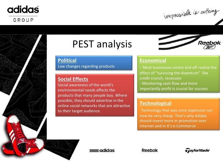 puma pest analysis