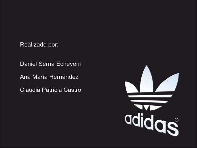 Consumidor Del Del Adidas Caracterización Caracterización Consumidor Adidas SpzMUV