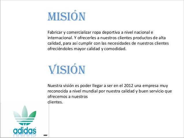 Adidas Caracterización Consumidor Del Caracterización Del Adidas 3RL4j5A