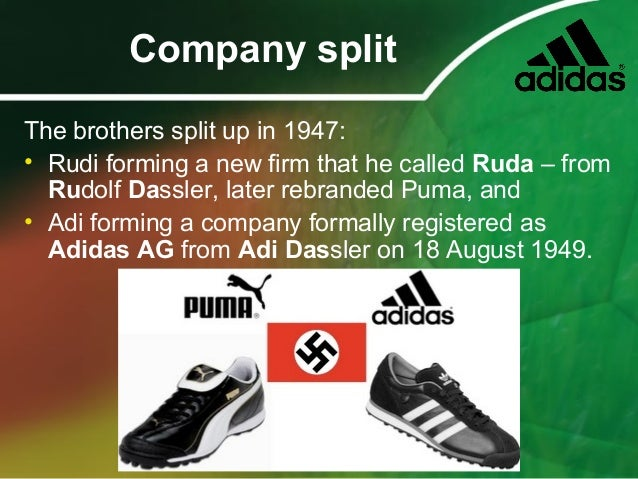 puma history and background