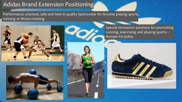 Adidas Brand Extension Abhinav Goyal Pgp30416