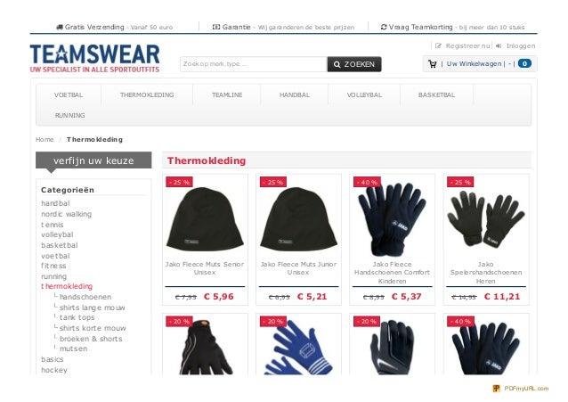 ADIDAS Coachvesten - Teamswear