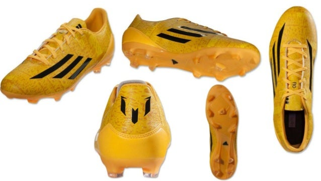 brand new 7fd94 a65ff Adidas F10 FG Messi
