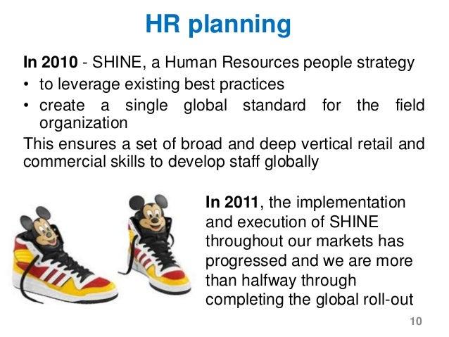 Adidas Hr Strategy