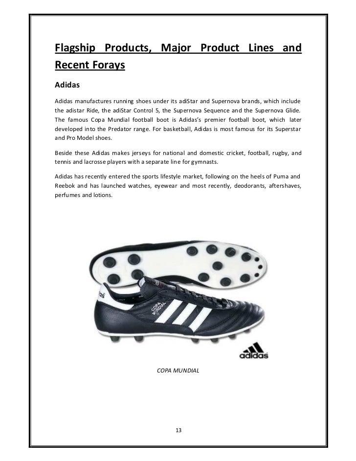 Adidas study case essay
