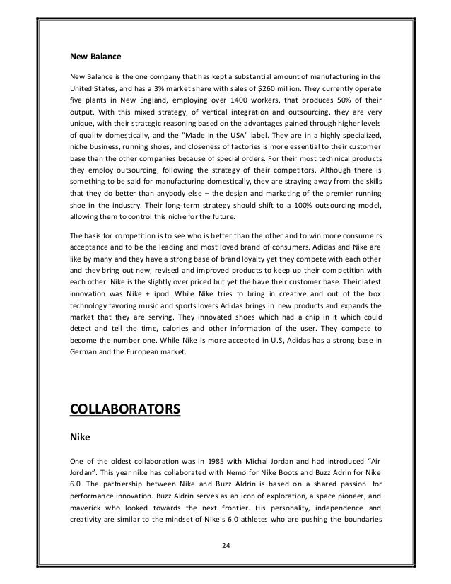 nike questions essay Read nike free essay and over 88,000 other research documents nike other recommendations to nike are to put more effort into cleaning up its corporate image and expand on its play.