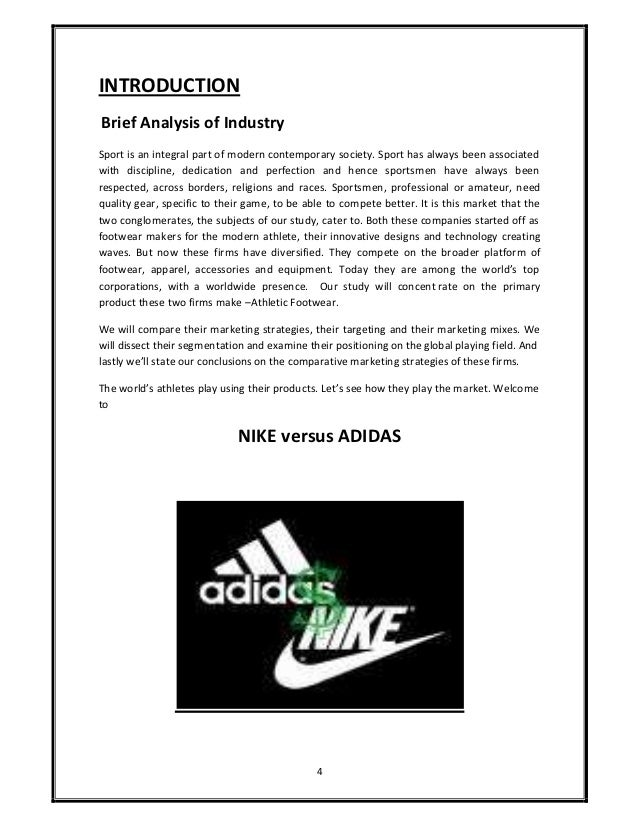 a case study of reebok acquisition by adidas marketing essay This management worst mergers case study discusses adidas reebok merger success the merger between  a case study of reebok acquisition by adidas marketing essay.