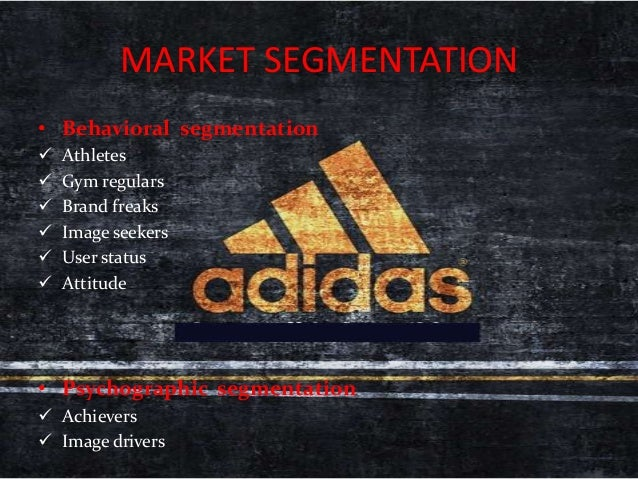 brand segment of adidas The global footwear market: athletic and non-athletic shoes august 2009 packaged facts 11200 rockville pike rockville, maryland 20852 8002985294 t.