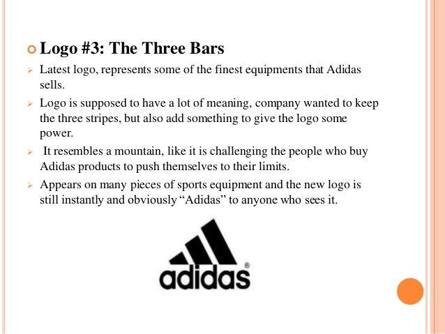 new logo for Adidas