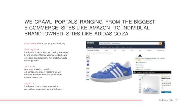 Adidas Gazelle Shoe - Product Journey