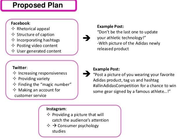 media plan proposal