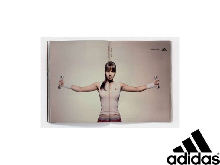 Adidas spreads