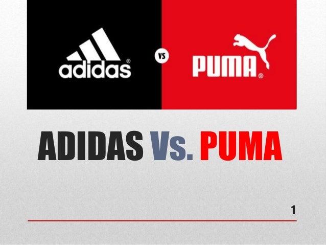 Financial analysis of adidas puma and