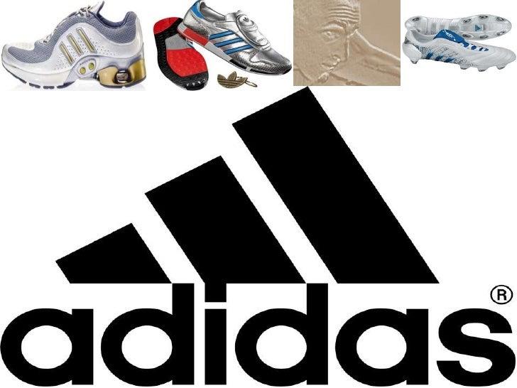 Adidas brand analyses presentation Slide 1