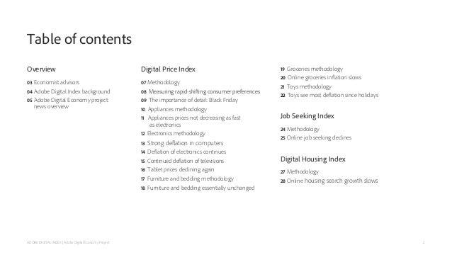 ADI Economic Indicator Report Slide 2