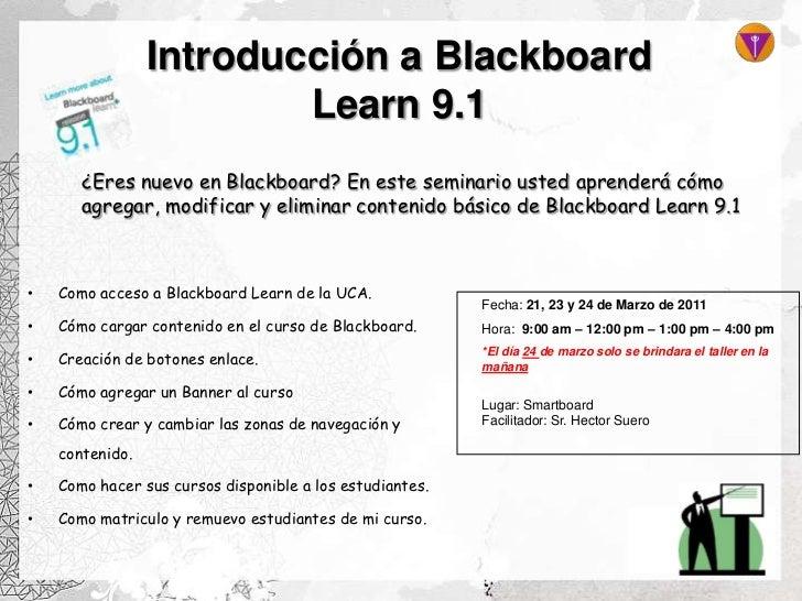 Nt blackboard learn