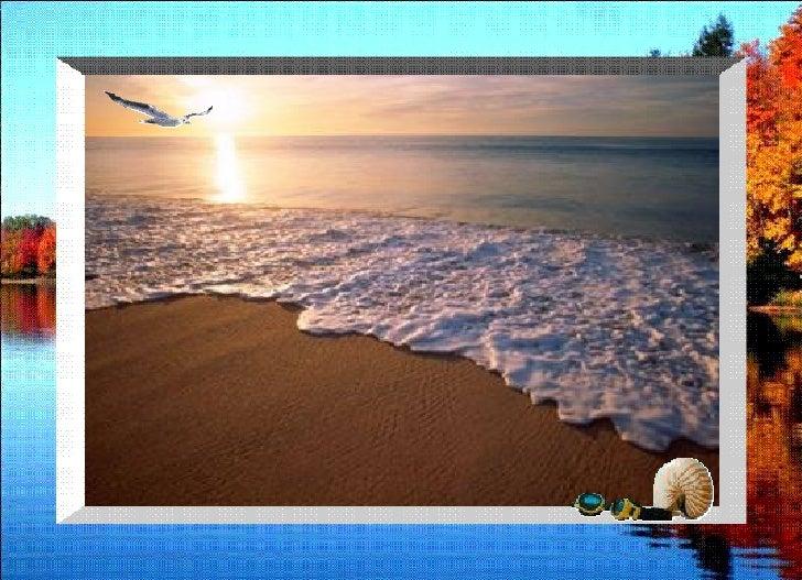 Adieu, Summer! Hello Autumn ! Slide 2