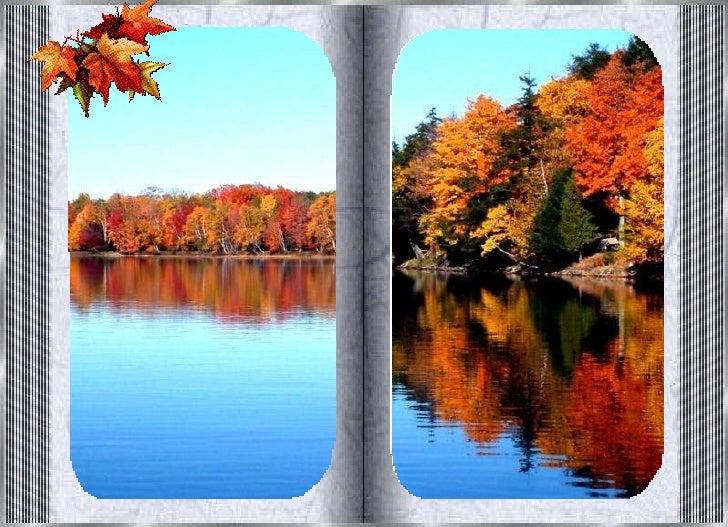 Adieu, Summer! Hello Autumn ! Slide 3