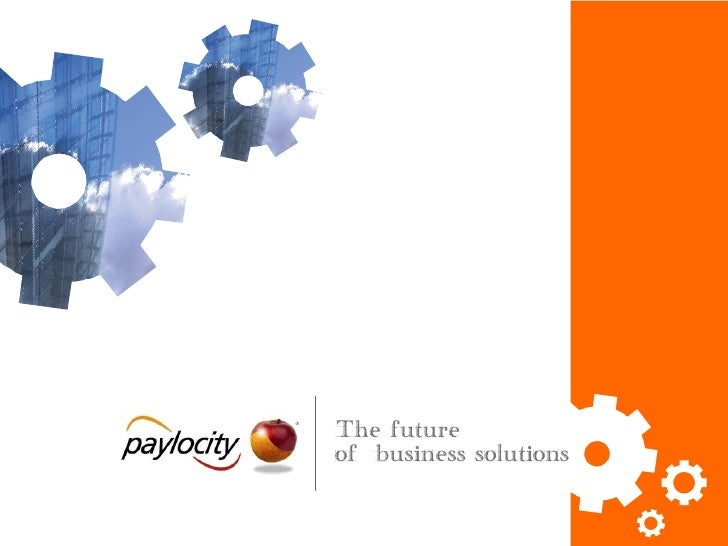 The futureof business solutions