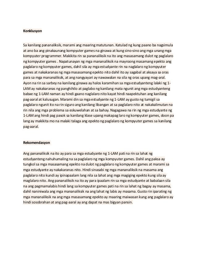 kompyuter adiksyon thesis