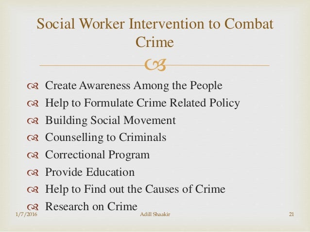 the cause and effects of crime in america Effects of family structure on crime 1 of the explosion of crime in america is the loss of the capacity of the real root causes of violent crime.