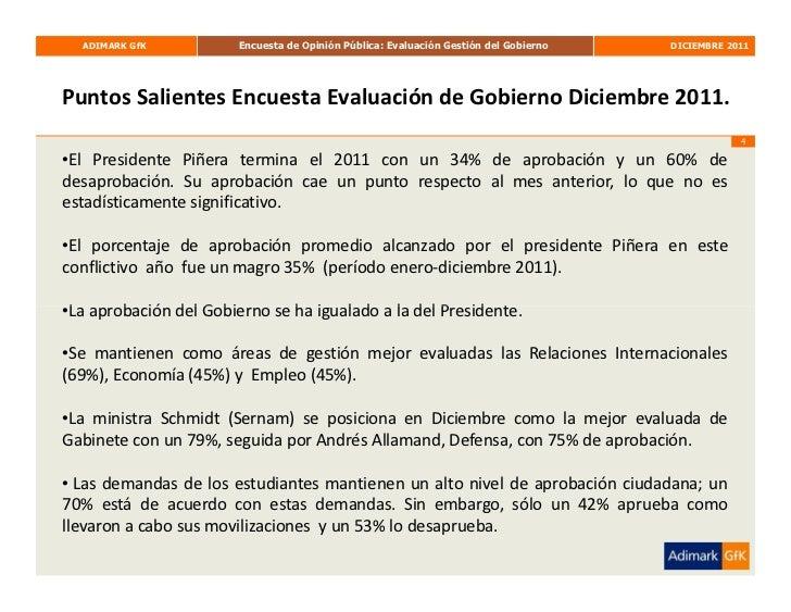 Adimark Diciembre Slide 4