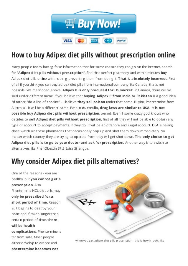 adipex prescription doctor