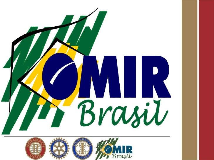 MULTIDISTRITAL DEORGANIZAÇÃOINFORMAÇÃO DE                    ROTARACT CLUBS