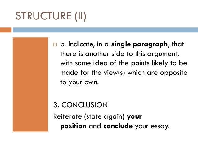 discourse essay topics