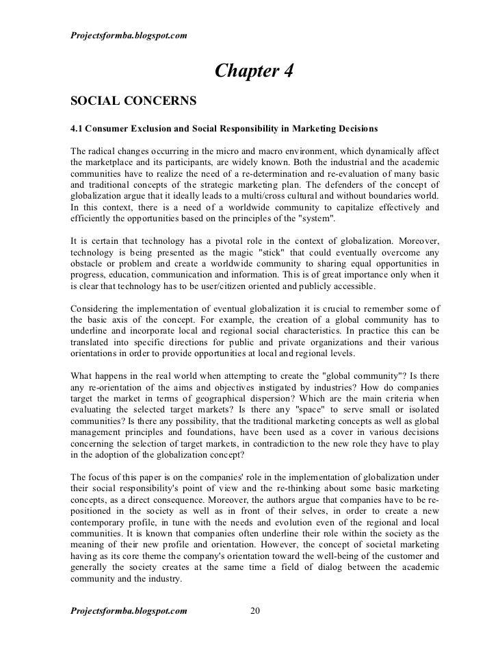 mbm300 thesis proposal